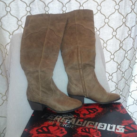 e929e7c99df Fergalicious Shoes - Fergalicious Woman s Bata boots size 8